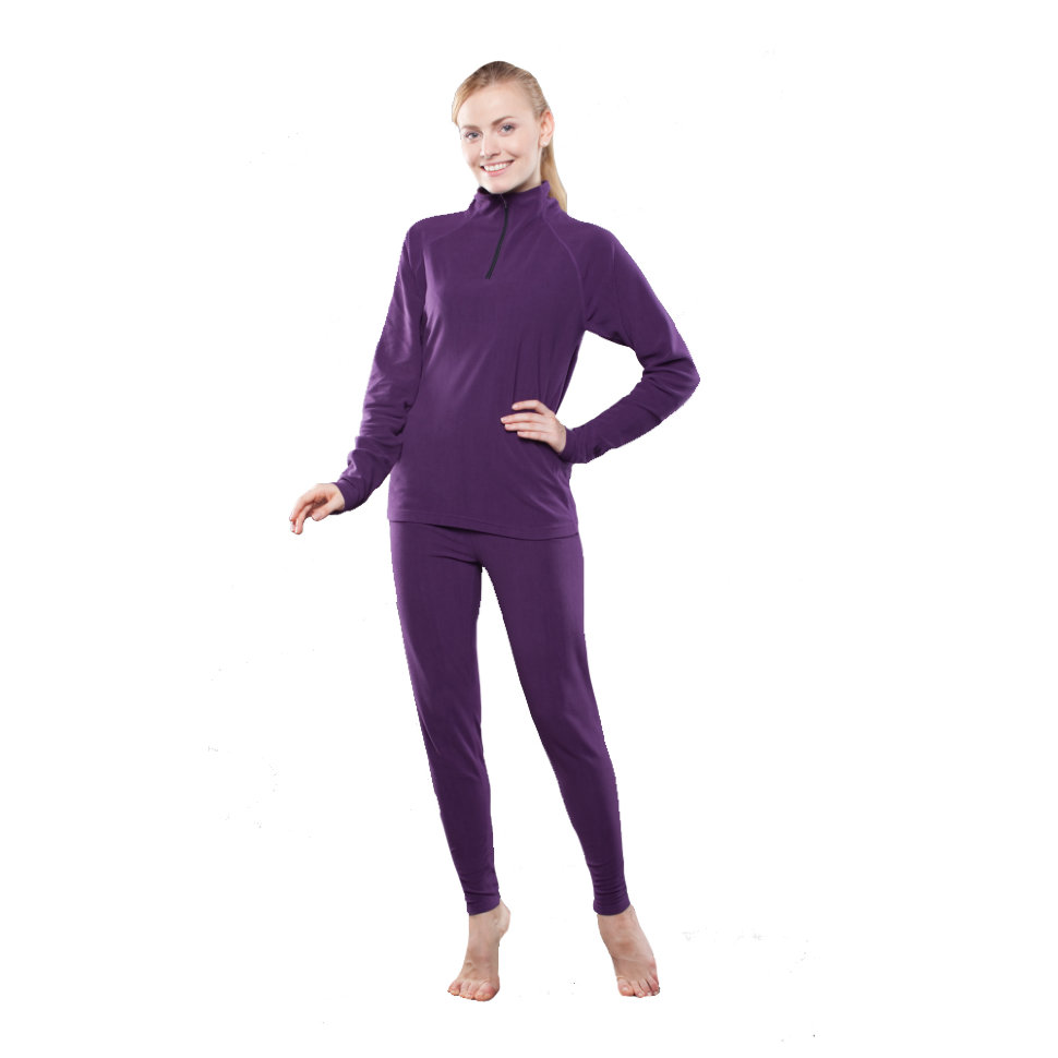 Лосины GUAHOO Fleece Basic 701 P/DVT (XL)